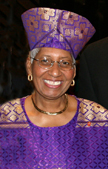 Rev. Dr. Violet L. Fisher